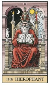 Alchemical Renewed Hierophant
