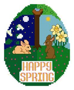Happy Spring Egg