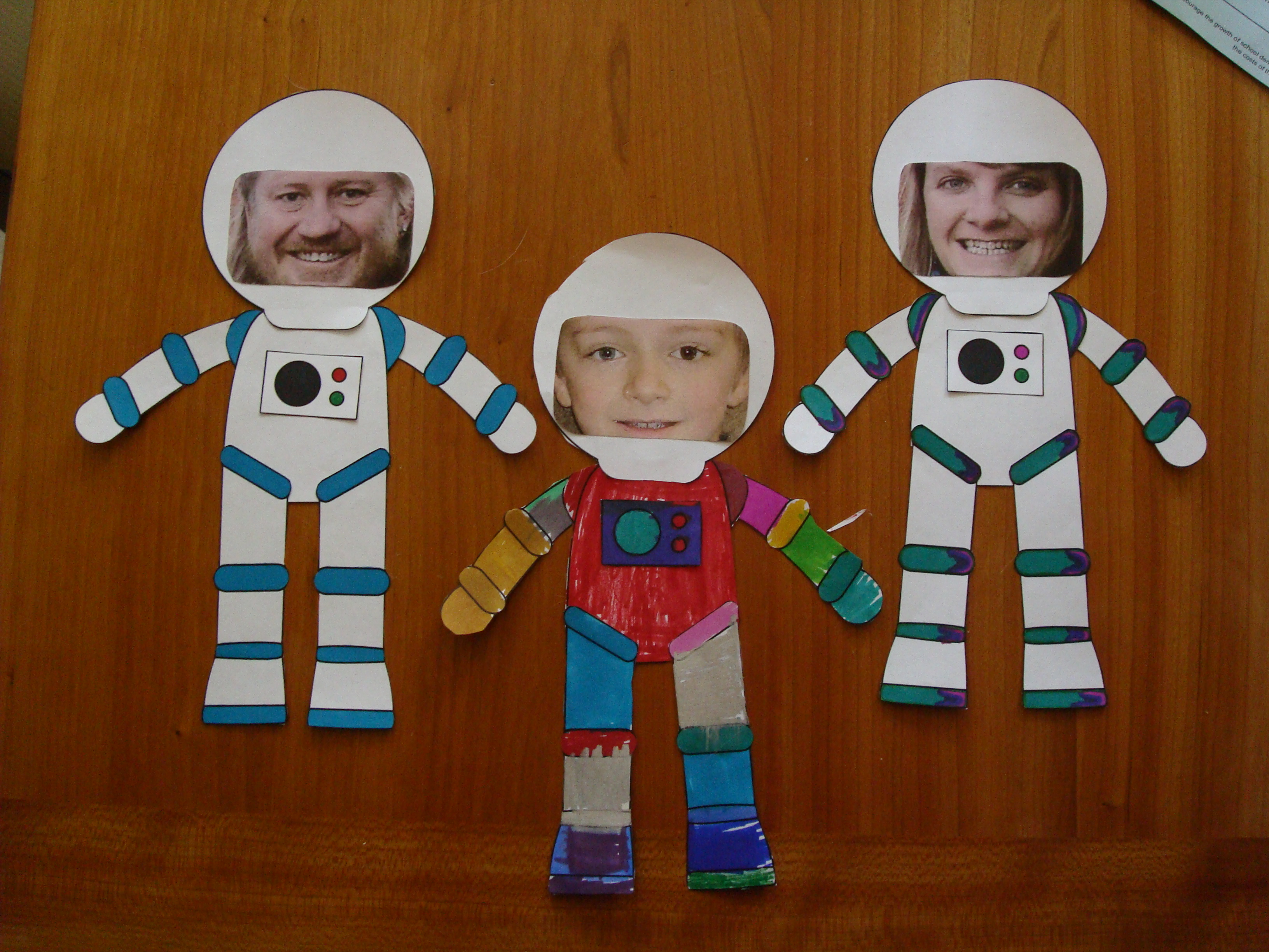 Astronaut Birthday Themed Party  Of Wands - Astronaut decorations