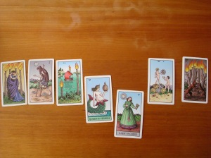 Alchemical Tarot Renewed