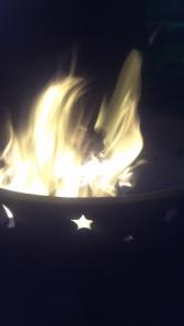 My fire cauldron