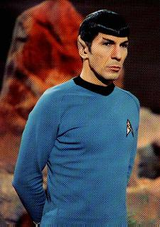 Spock - Star Trek